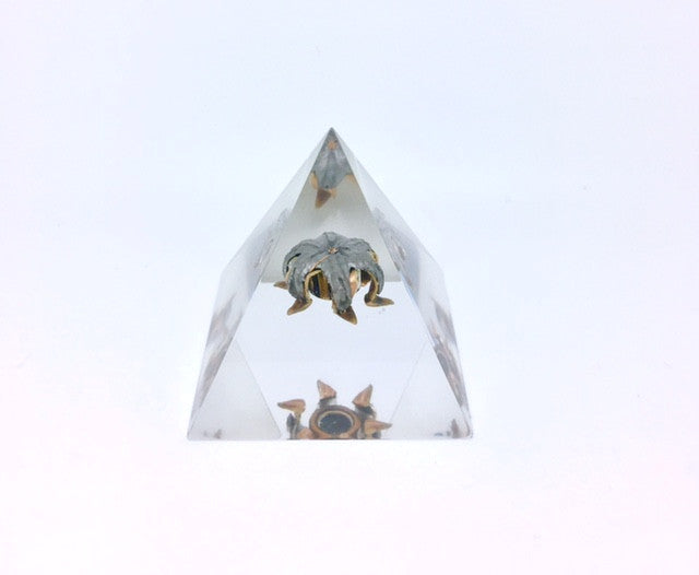 Pyramid Paperweight Winchester Ranger T-series 45 ACP