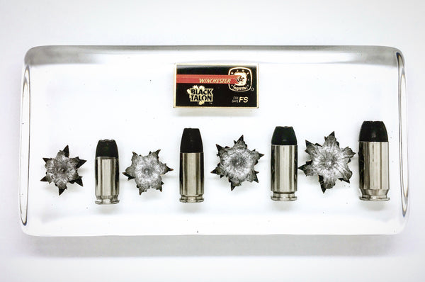 Winchester Black Talon Common Caliber Display