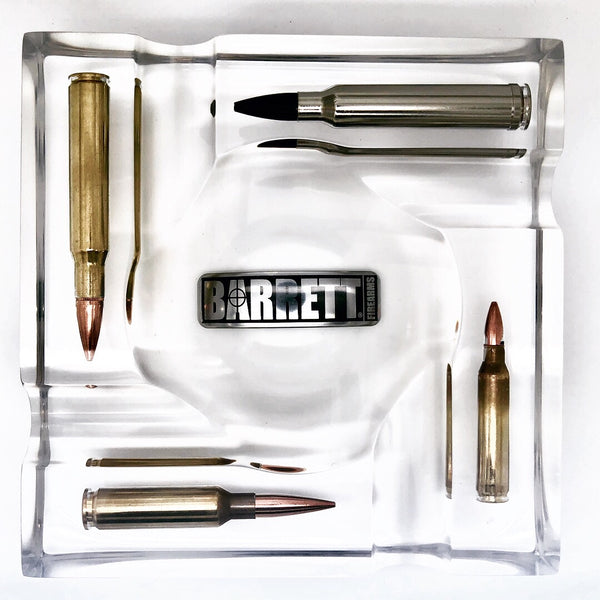Bullet Ashtray