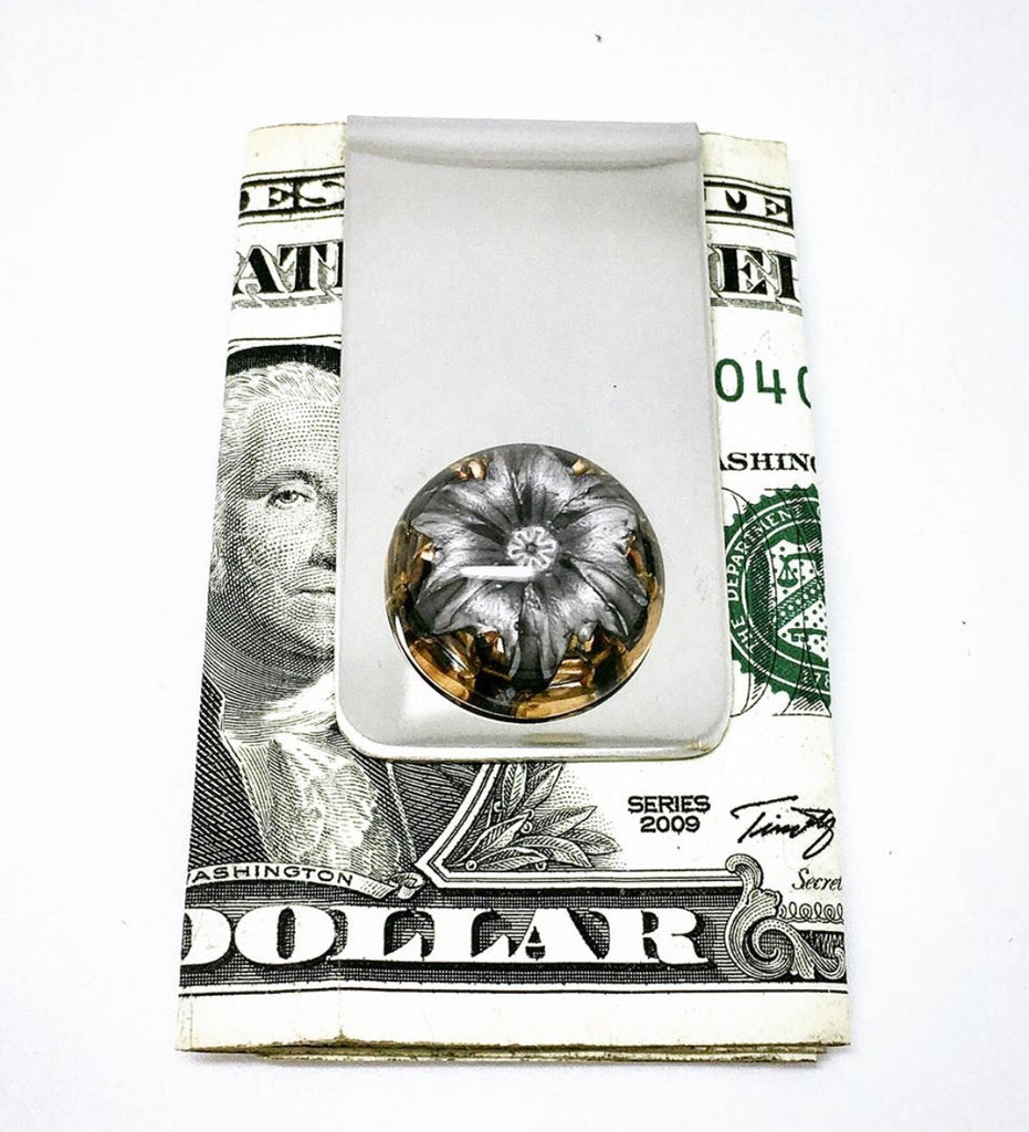 Bullet Money Clip Wide