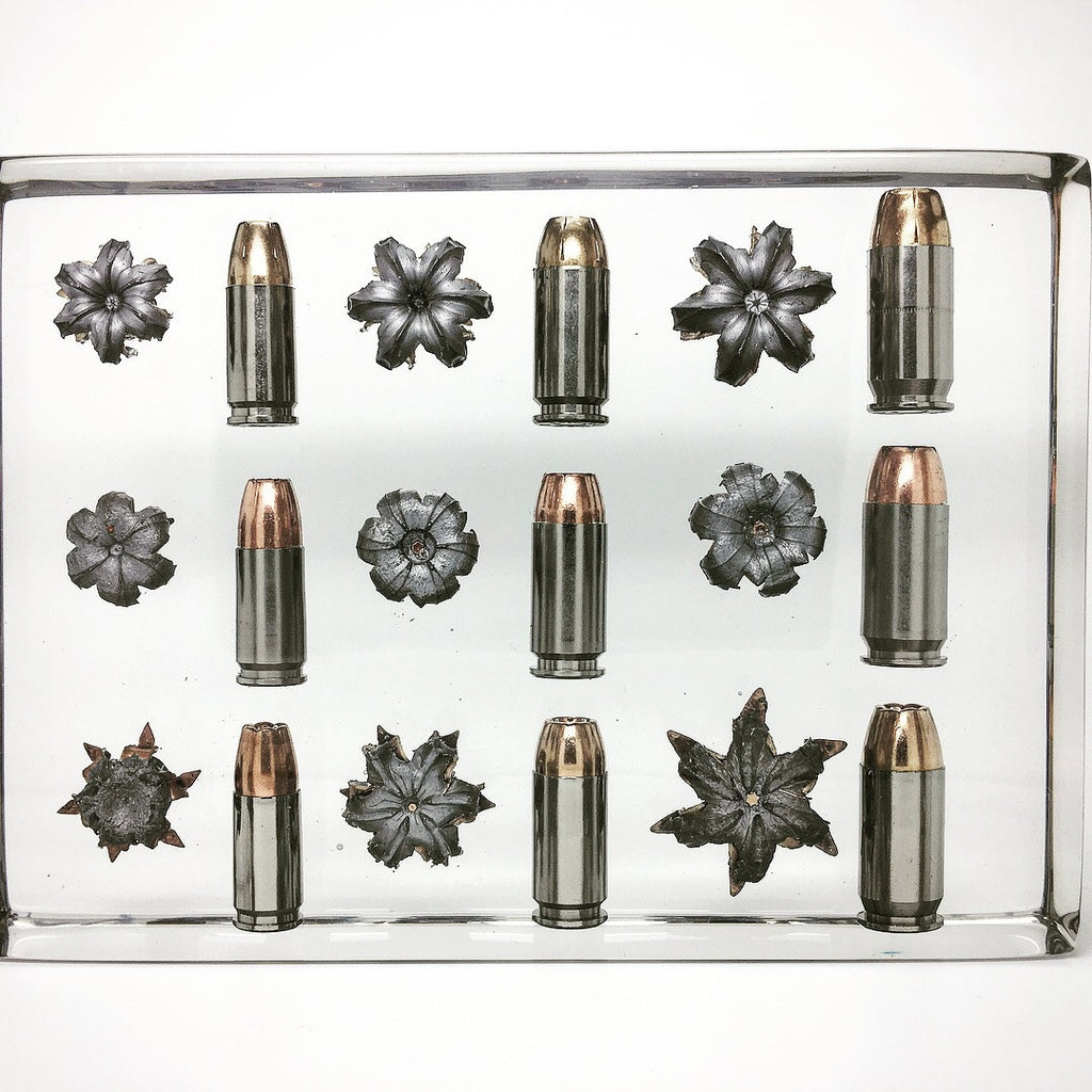 Wall of Bullets 3 Caliber Style