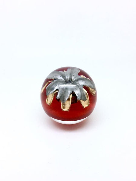 Small Bullet Sphere Paperweight