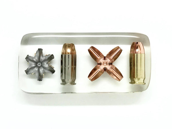 Bullet Ingot Display
