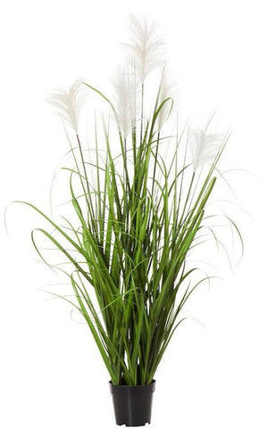 Rogue Artificial Plant Pampas Grass 125cm