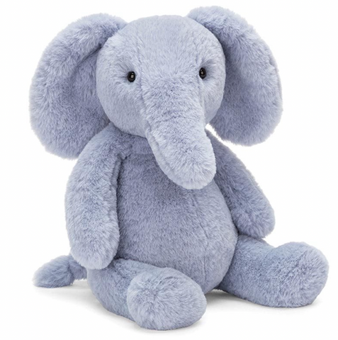 New Jellycat Puffles Elephant Medium H 32cm