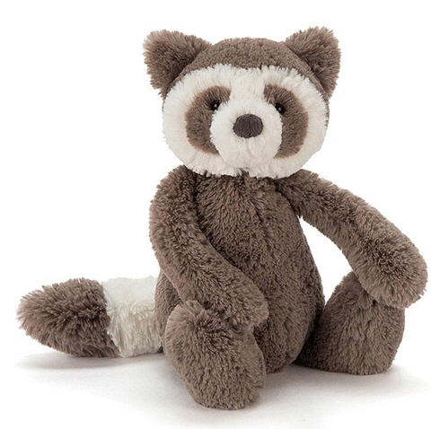 Jellycat Bashful Racoon Medium H 22cm