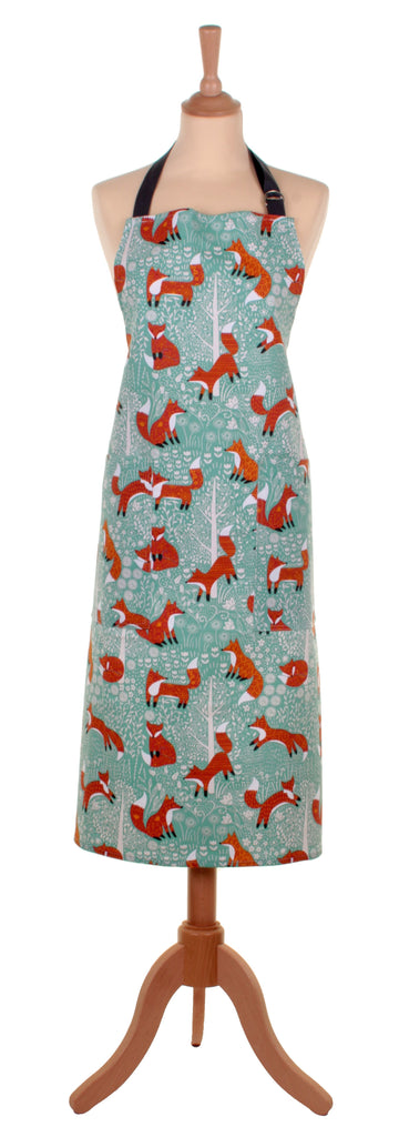 Ulster Weavers Foraging Fox Cotton Apron 95 x 70cm