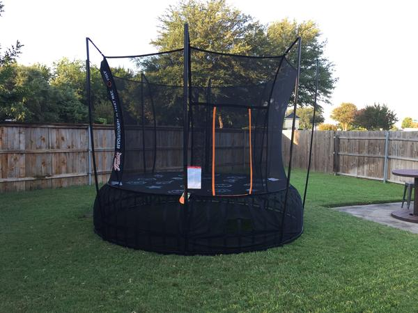 Best Trampolines for Kids With Enclosure