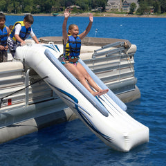 Rave Sports Pontoon Slide.