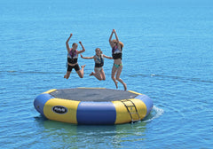 Rave Floating Trampoline Water Bouncer Bongo 13