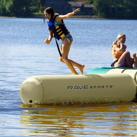 Rave Sports Aqua Log Small Northwoods