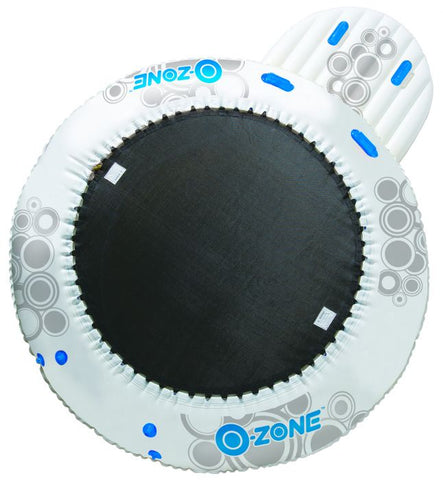 O-Zone water Trampoline Bouncer with platform by Rave Sports