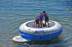 Rave Sports Water Trampoline Bouncer O-Zone XL