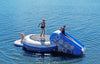 Image of Rave Sports Water Trampoline Bouncer O-Zone Plus
