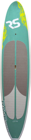 "Lake Cruiser LS116 SUP 11'6"" Teal"