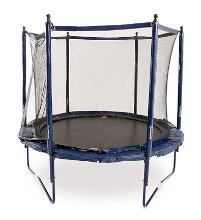Jump Sport 10ft Elite trampoline stage bounce assembled