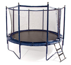 Jump Sport 12ft Elite trampoline stage bounce
