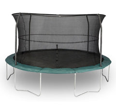 JUMPKING 14Ft Orbounder Trampoline with Safety Net Enclosure