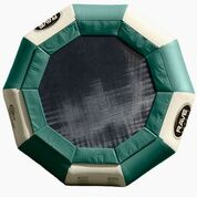 Aqua Jump 150 Northwoods Water Trampoline by Rave Sports  top view
