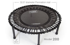 Model 200 Fitness Rebounder Trampoline By JumpSport