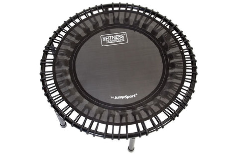 JumpSport Model 200 Rebounder Fitness Trampoline birds eye view