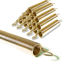SKYBOUND USA PREMIUM GOLD 3.5 INCH TRAMPOLINE SPRINGS - SET OF 15