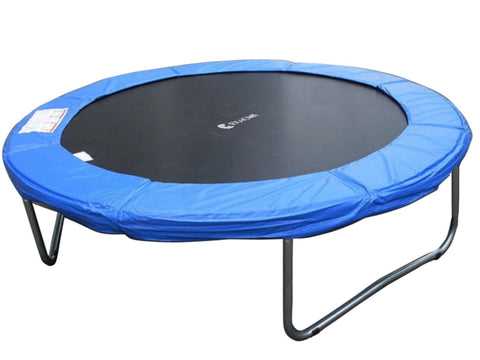 ExacMe Outdoor Trampoline 16 15 14 13 12 10 8 Foot with Safety Spring Cover, T-series 6180 T008-T016