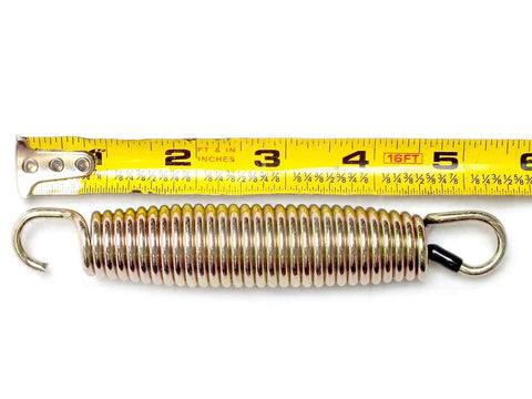 SKYBOUND USA PREMIUM GOLD 5.5 INCH TRAMPOLINE SPRINGS - SET OF 12