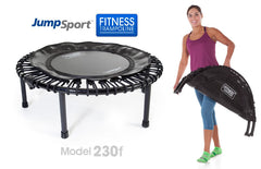 Fitness mini Jump Sport Trampoline 230 folding