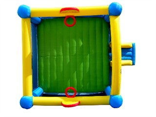 Island Hopper Hoops-N-Hops 5 Inflatable Bounce House