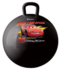 Texas Trampolines Hoppy Ball Disney Cars