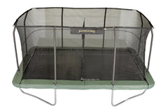 Jumpking's 10' x 15' rectangular trampoline