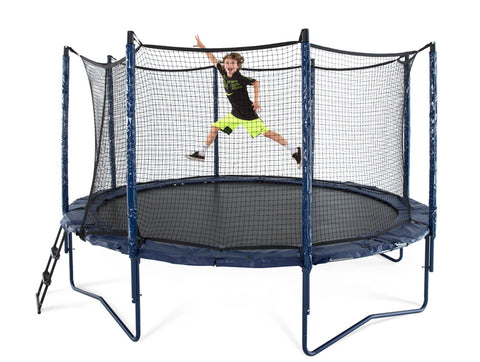 Elite PowerBounce 14ft Trampoline with Enclosure by Jump Sport