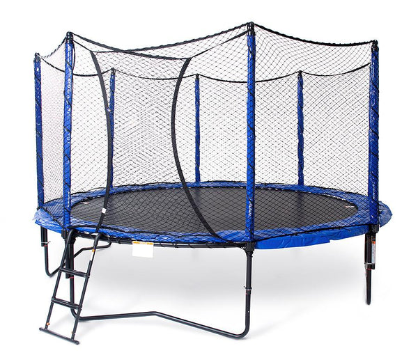 Jumpsport Trampoline Parts: JumpSport 12FT Power Bounce Trampoline With Safety