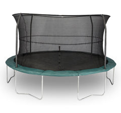 JumpKing 12Ft Orbounder Trampoline with Safety Net Enclosure