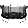 Image of Orion Oval 11x16ft Trampoline with Enclosure by SkyBound.