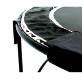 Orion Oval 11x16ft Trampoline with Enclosure by SkyBound. Safety Pad