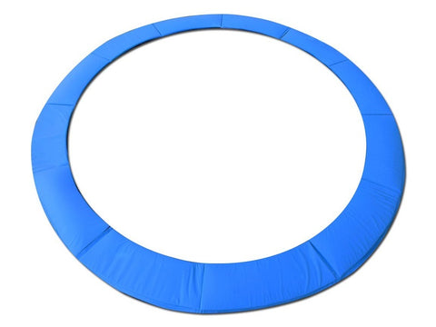 SkyBound 14 Foot Blue Trampoline Pad (fits up to 7 Inch springs) - Standard