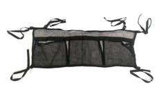 SkyBound Three Pouch Trampoline Shoe Bag mesh