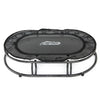 Image of SkyBound 4ft Oval Mini Sensory trampoline without the spring pad or hand rails