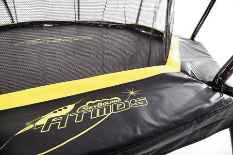 skybound 8ft Atmos black and yellow accents safety pad