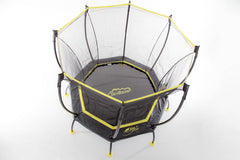 SkyBound Trampoline Atmos 8 ft Trampoline with Net Enclosure System