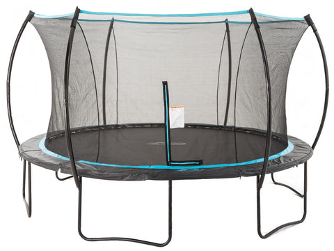 SkyBound Cirrus 14ft trampoline with Enclosure System