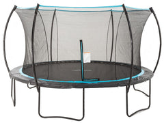 SkyBound Cirrus 14 ft Trampoline with Top Ring Enclosure System