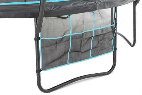 SkyBound Cirrus 14ft trampoline with Enclosure System optional shoe bag