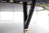 Image of SkyBound Stratos 14 ft trampoline frame close up