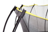 Image of SkyBound 14ft Stratos XL trampoline top view of enclosure
