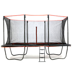 SkyBound Horizon 11 x 18 ft Rectangle Trampoline with Full Safety  Enclosure System