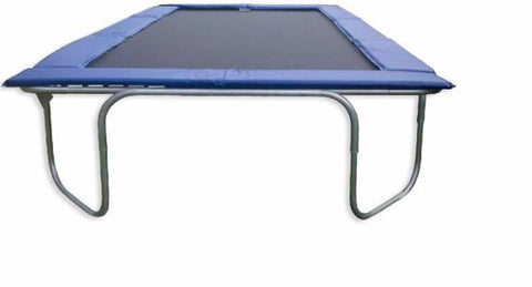 rectangle trampoline 10x17 Texas trampolines