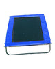 Image of Texas Rectangular Trampoline 9x17 foot best trampoline for gymnast